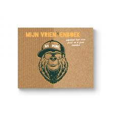 Mijn vriendenboek - aap
